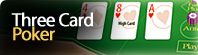Play Online Three Card Poker
